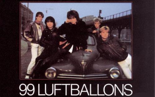 magicGerman.de - 99 Luftballons