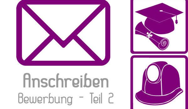 magicGerman.de: Bewerbung Teil 2 - Das Anschreiben