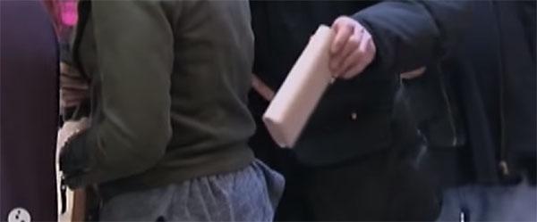 magicGerman.de: Der Taschendieb