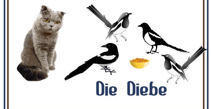 magicGerman.de: Die Diebe