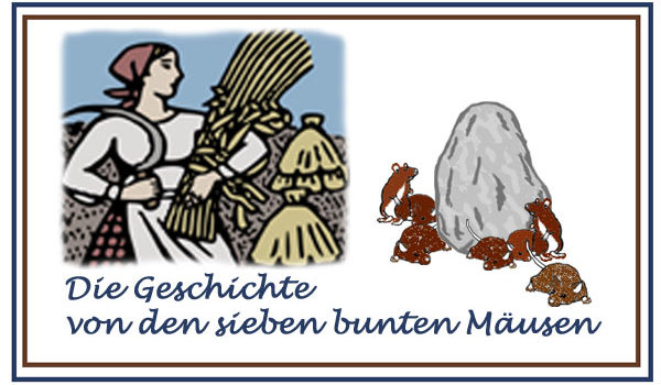 magicGerman.de: Sieben bunte Mäuse