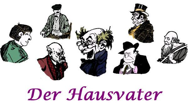 magicGerman.de: Der Hausvater