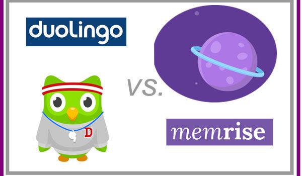 duolingo vs. memrise (magicGerman.de)