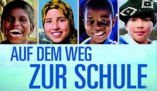 Auf dem Weg zur Schule - magicGerman.de