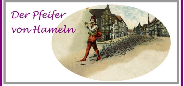 Der Pfeifer von Hameln (magicGerman.de)
