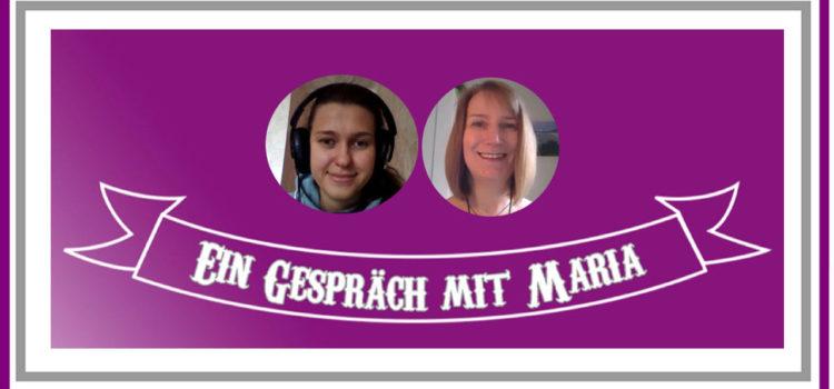 Ein Gespräch mit Maria (magicGerman.de)